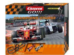 Autodráha Carrera GO 62456 Champions Course - Poškozený obal
