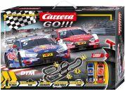 Autodráha Carrera GO 62480 DTM Master Class - Poškozený obal