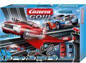 Autodráha Carrera GO 62498 Supercharger