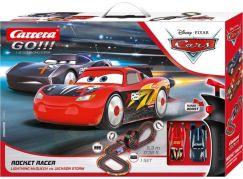 Autodráha Carrera GO 62518 Disney Rocket Racer