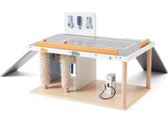 Kids Concept Autoservis Aiden dřevěný