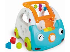 B kids Chodítko auto 3 v 1 Discovery Car