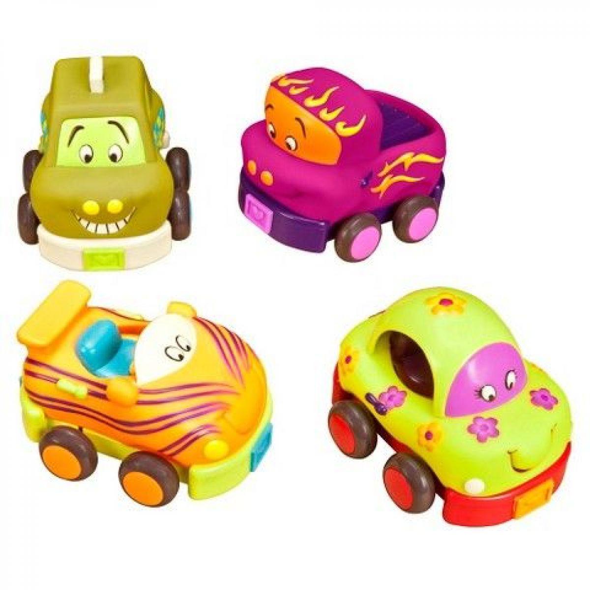 B.toys Autíčka Wheee-Is!