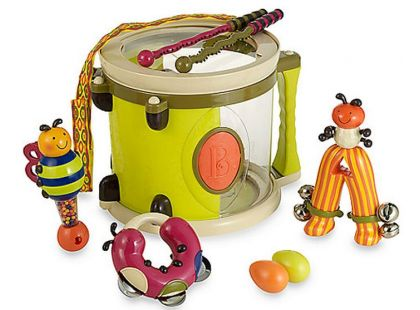 B.Toys Bubínek Parum Pum Pum