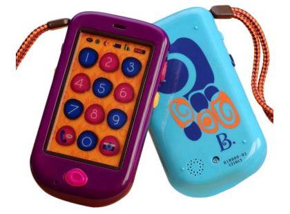 B.toys Dotykový telefon HiPhone