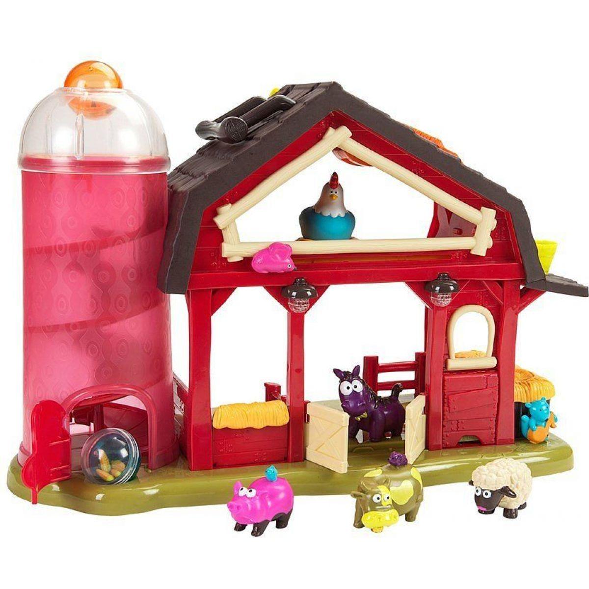 B.Toys Hudební farma