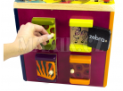 B.Toys Interaktivní krychle Zany Zoo 3