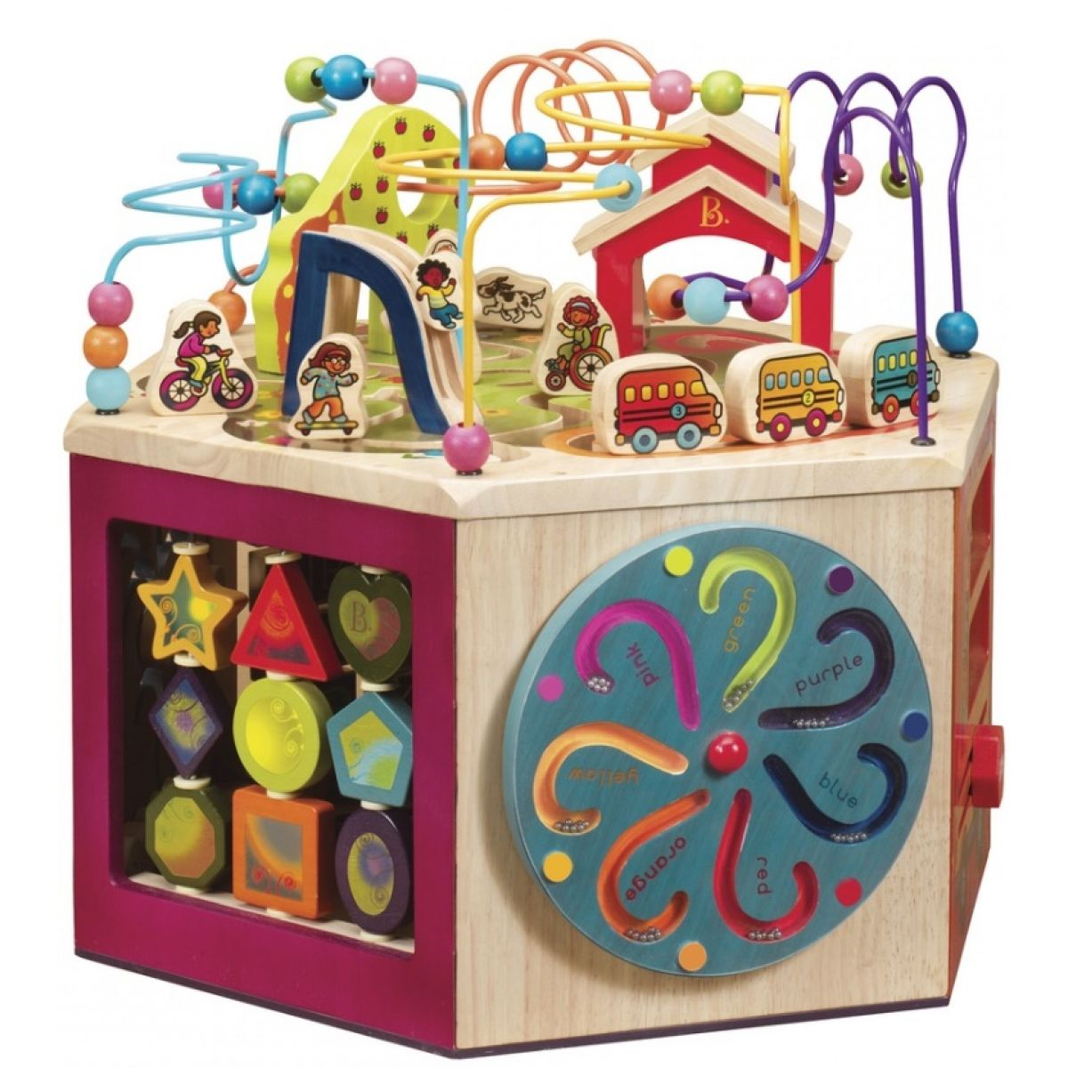 B.Toys Interaktivní hrací centrum Youniversity