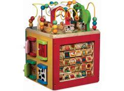B.Toys Interaktivní krychle Farma