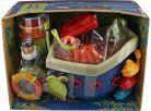 B.toys Loď s kapitánem Fish & Splish 4