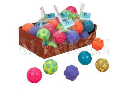 B.Toys Mini míčky Oddballs Orange