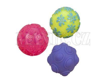 B.Toys Mini míčky Oddballs Pink