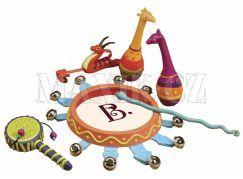 B.Toys Sada hudebních nástrojů Jungle Jingles