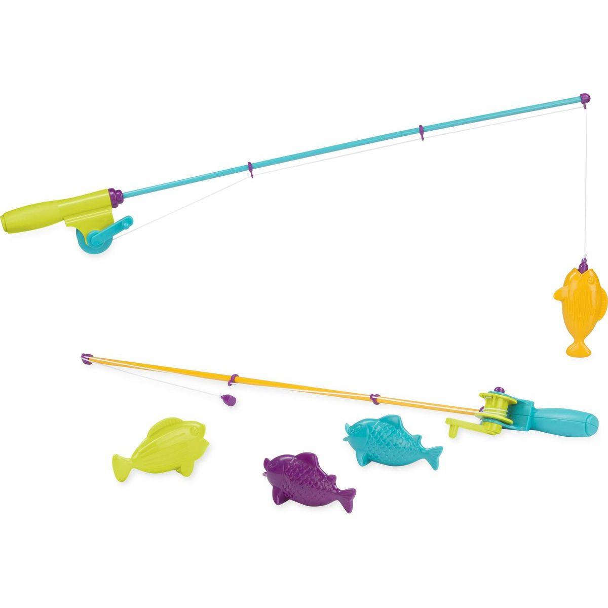 B.Toys Sada rybářských prutů s rybičkami