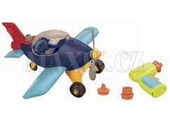 B.Toys Stavebnice Letadlo