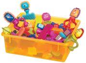 B.Toys Stavebnice Spinaroos 75ks - Poškozený obal
