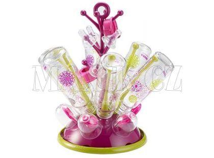 BÉABA Odkapávač kojeneckých lahví Gipsy - Fialová