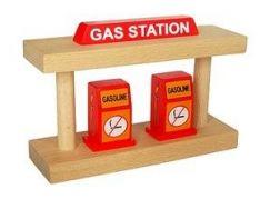 Babu Train Benzínová stanice