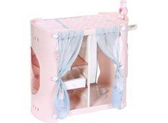 Zapf Creation Baby Annabell Šatní skříň a přebalovací stůl