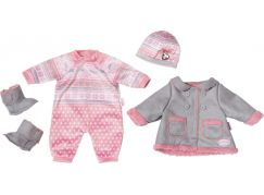 Zapf Creation Baby Annabell Deluxe Zimní komplet