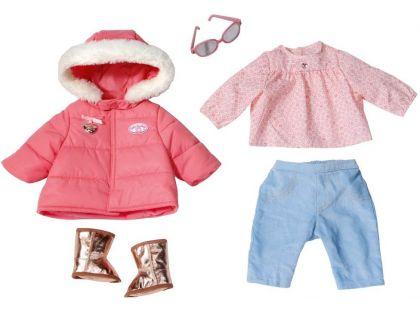 Baby Annabell Deluxe Zimní souprava