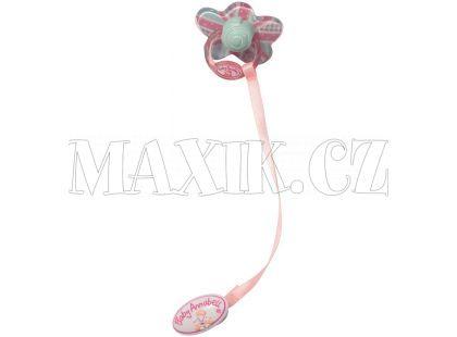 Baby Annabell Dudlík - Růžová stuha