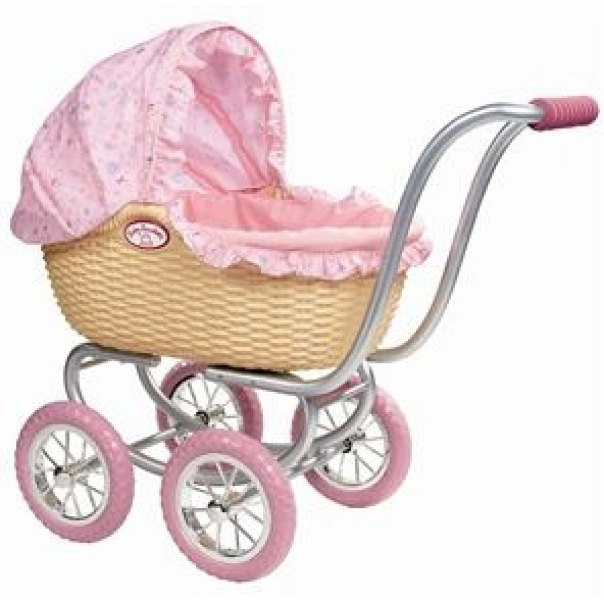Baby Annabell Hluboký kočárek