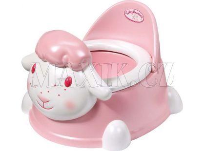 Baby Annabell Interaktivní nočník
