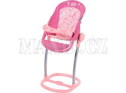 Baby Annabell Jídelní židlička 63cm