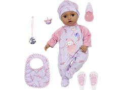 Baby Annabell Leah, černoška, 43 cm