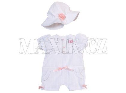 Baby Annabell Letní souprava - Bílá