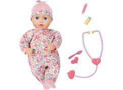 Baby Annabell Nemocná Milly