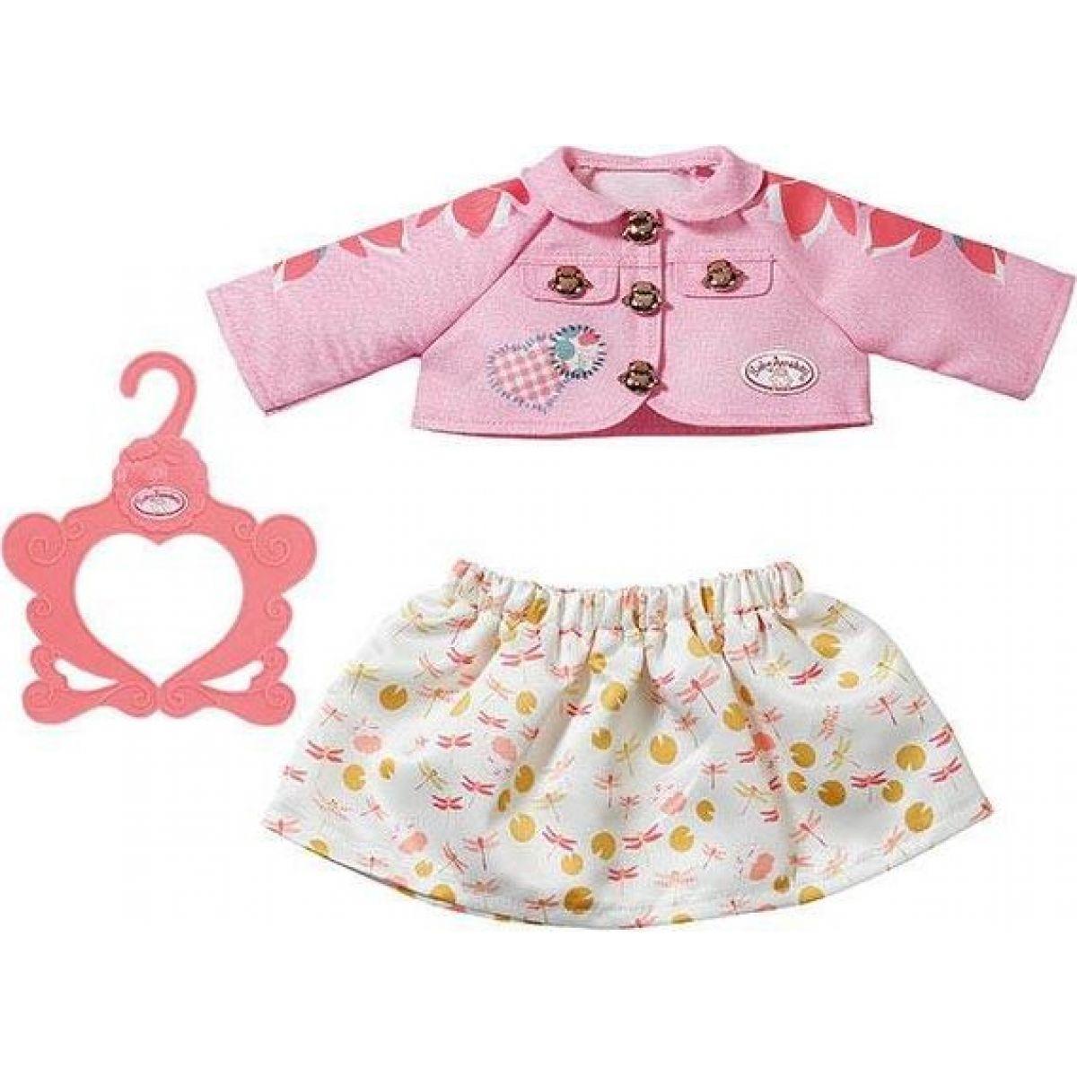 Zapf Creation Baby Annabell Oblečení 43 cm holčička