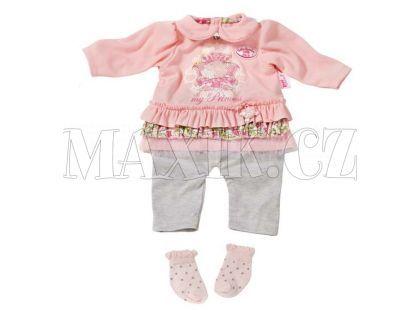 Baby Annabell Oblečení na ramínku - Růžová blůza