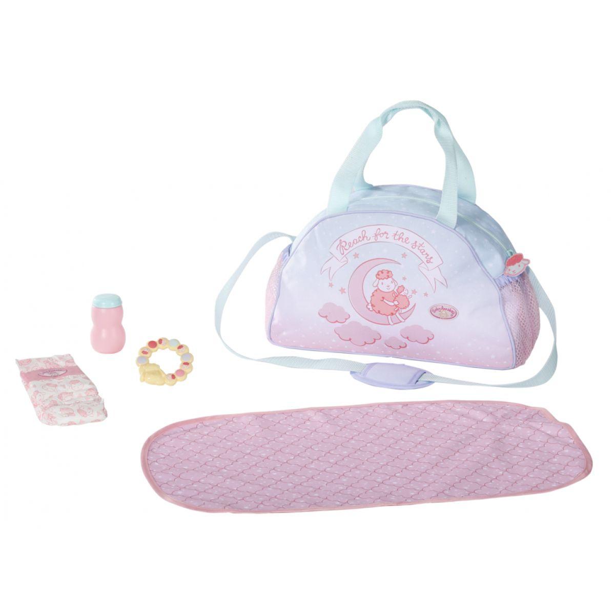 Zapf Creation Baby Annabell Přebalovací taška