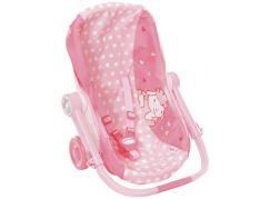 Baby Annabell Přenosná sedačka na kolečkách