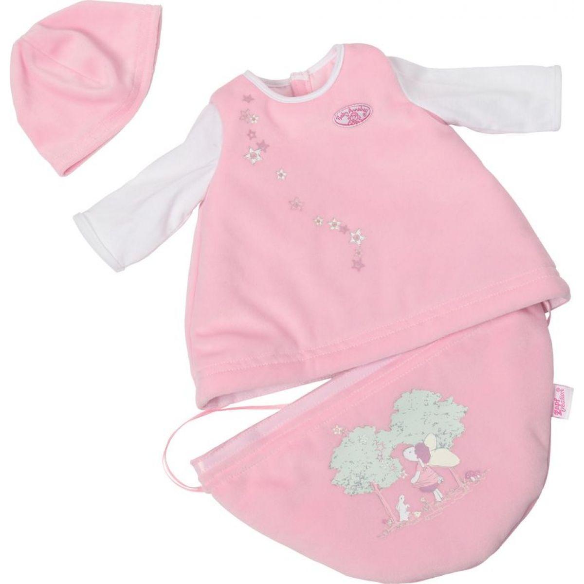Baby Annabell Souprava Sladké sny 3v1