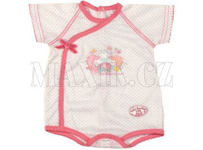 Baby Annabell Spodní prádlo - Bílá s puntíky