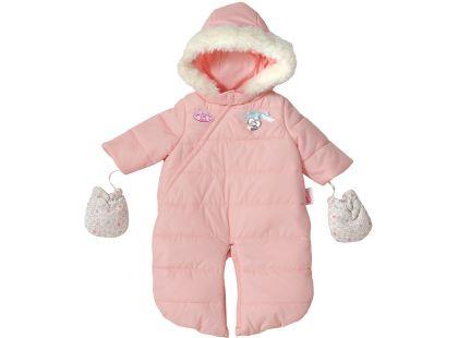 Zapf Creation Baby Annabell Zimní souprava 2v1