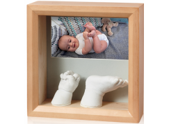 Baby Art Rámeček Photo Sculpture Frame Honey