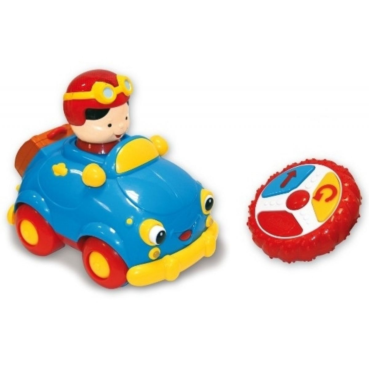 Baby auto na dálkové ovládání