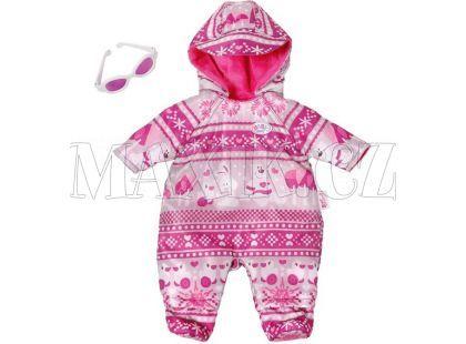 Baby Born Deluxe zimní souprava