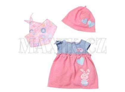 Baby Born džínové oblečení pro holčičku