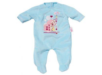 Baby Born Dupačky na spaní - Modrá