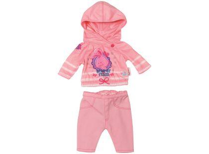 Baby Born Dvoudílná souprava - Růžová