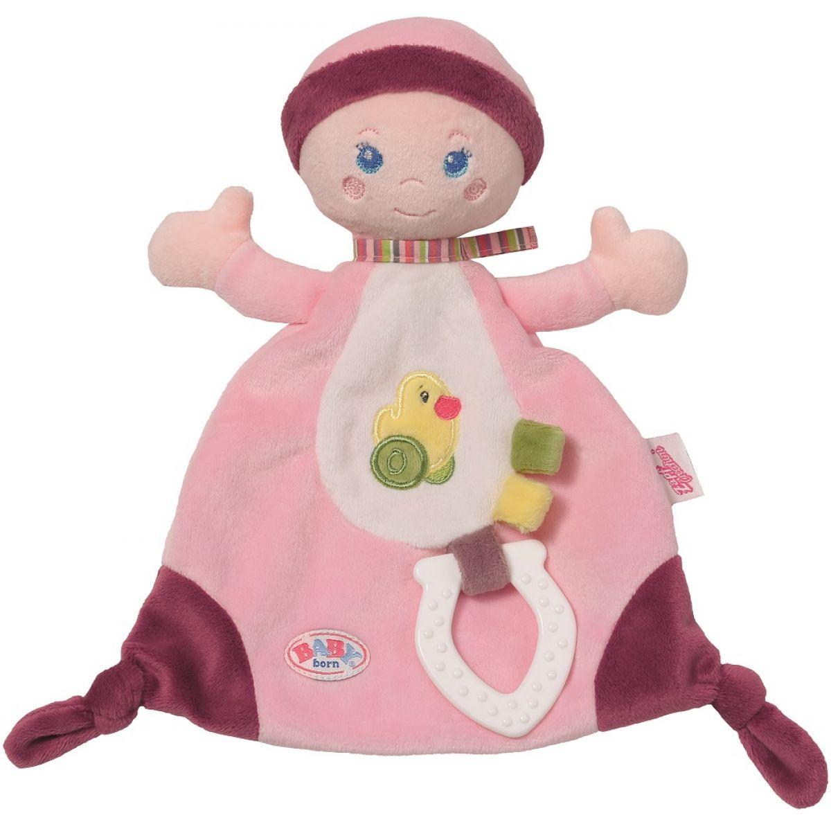 Baby Born for babies Usínáček s kousátkem