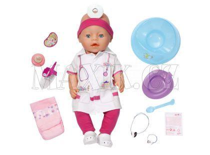 Baby Born Interaktivní Doktorka 43cm