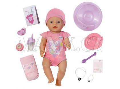 Baby Born Interaktivní panenka 43cm