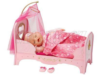 Baby Born Interaktivní postýlka pro princeznu