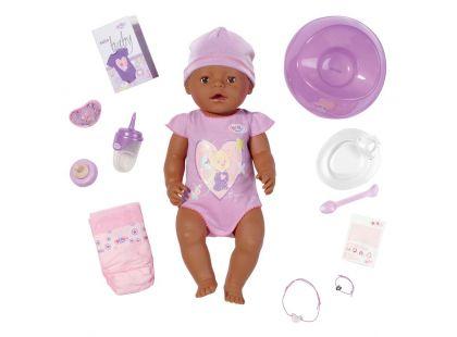 Baby Born Interaktivní 43cm černoušek